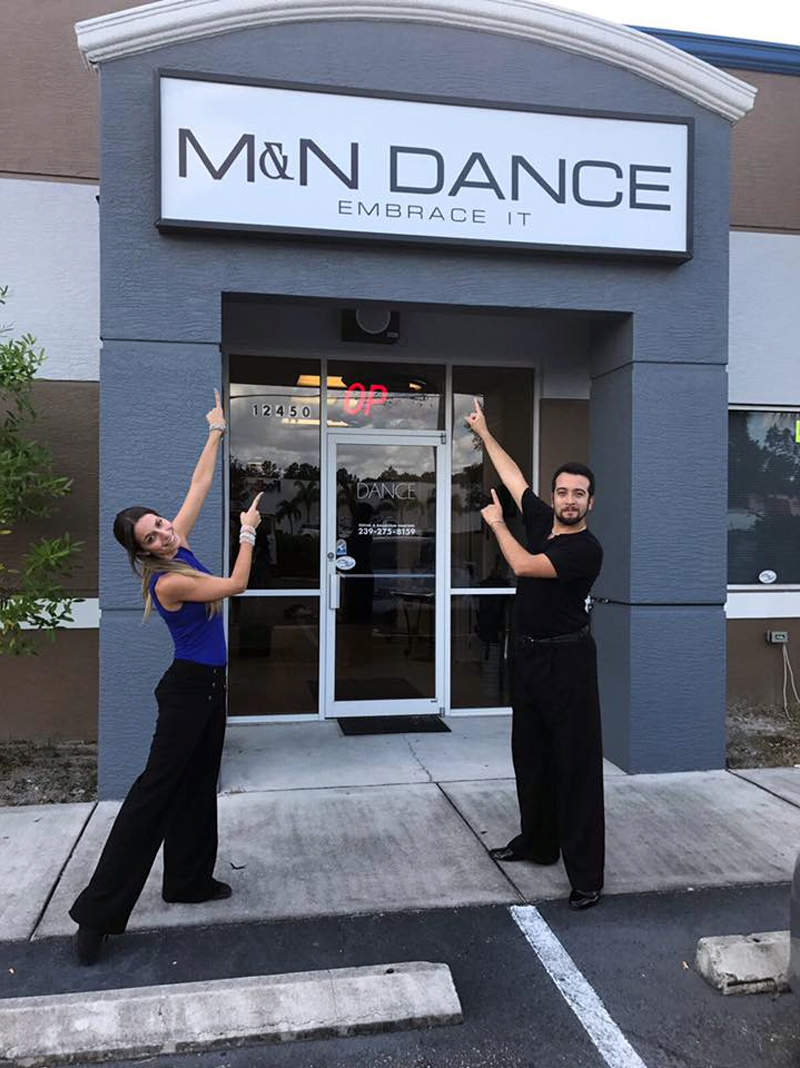 About - M&N Dance