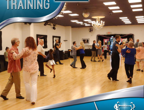 EVERY TUESDAY MORNING IN AUGUST:  EAST COAST SWING TRAINING
