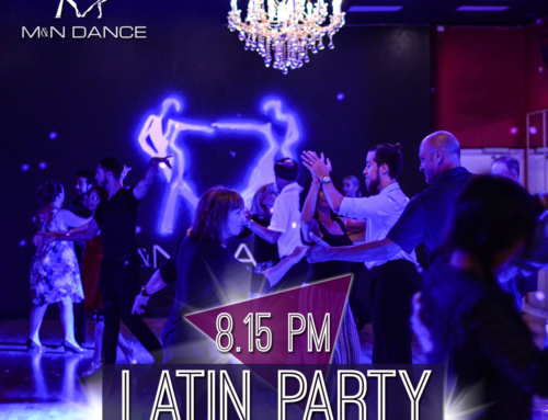 ALL LEVEL SALSA GROUP CLASS & LATIN PARTY – SEP 26TH