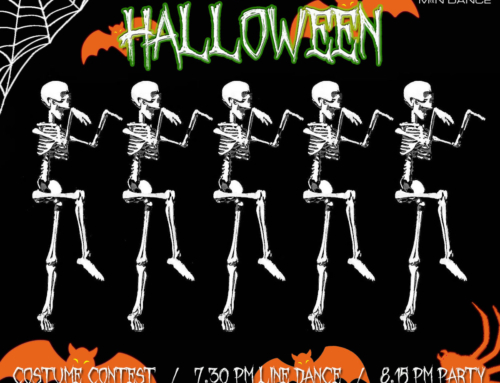 OCTOBER 31st: HALLOWEEN PARTY!