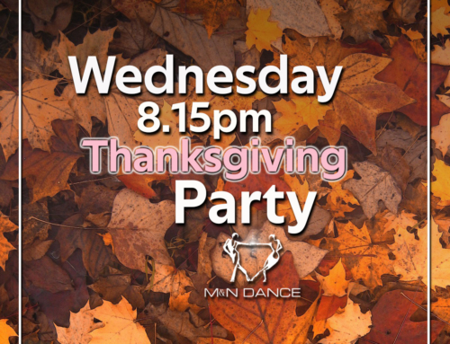 THANKSGIVING PARTY THIS WEDNESDAY