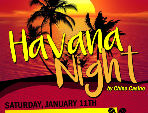 HAVANA NIGHT by Chino Casino. Saturday, January 11th at M&N Dance