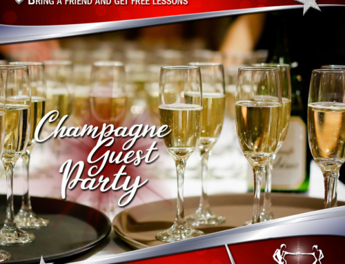 CHAMPAGNE GUEST PARTY – FRIDAY, JANUARY 31st, 7.30pm