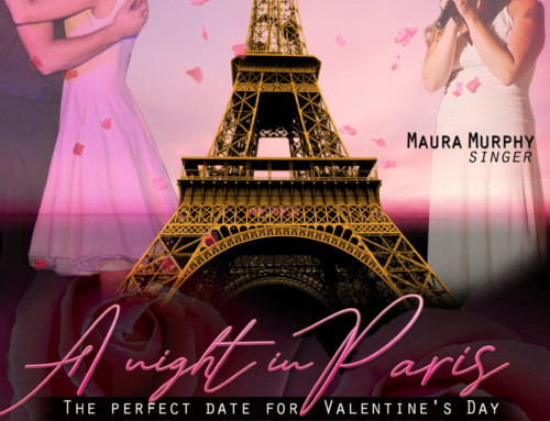 LET'S CELEBRATE SAN VALENTINE'S. A NIGHT IN PARIS! Dinner Dance, February 14th, 7pm. BUY YOUR TICKETS HERE!
