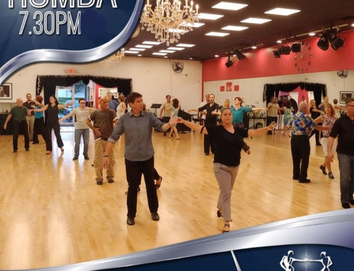 April 9th, 7.30 pm – RUMBA – LIVE ONLINE GROUP CLASS