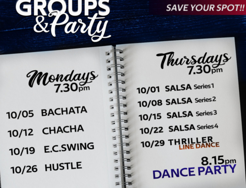OCTOBER at M&N Dance – JOIN US!!